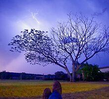 Storm Chaser by kurrawinya