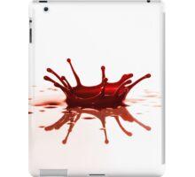 Blood Drop iPad Case/Skin