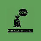 Yoda YOLO by Daaxx