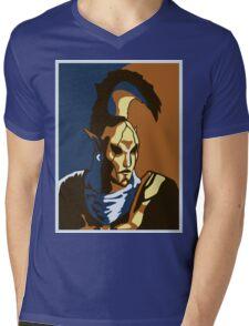 Ordinator Mens V-Neck T-Shirt