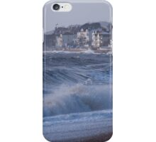 Stormy Day in Sandgate iPhone Case/Skin