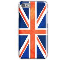 British Flagggg iPhone Case/Skin