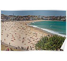 Bondi Beach #21 Poster