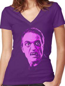 Bud Women's Fitted V-Neck T-Shirt