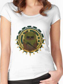 Ewok of War Women's Fitted Scoop T-Shirt