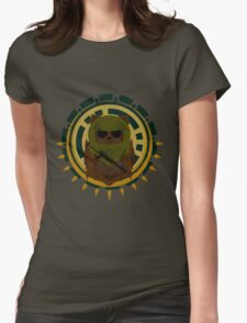 Ewok of War Womens Fitted T-Shirt