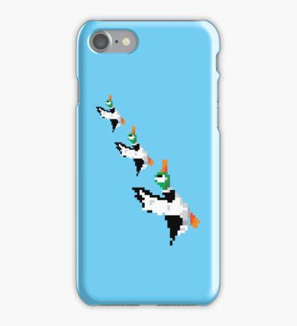 8-Bit Nintendo Duck Hunt 'Trio' iPhone Case/Skin