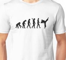 Evolution Karate kickboxing Unisex T-Shirt