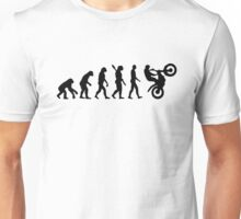 Evolution Motocross racing Unisex T-Shirt