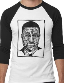 Kanye West Men's Baseball ¾ T-Shirt