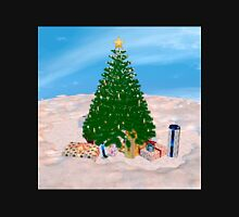 Christmas Tree and Presents Unisex T-Shirt