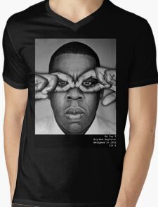 Jay Z - Hype Means Nothing Mens V-Neck T-Shirt