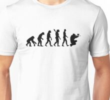 Paintball evolution Unisex T-Shirt