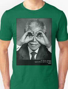 Nelson Mandela - Hype Means Nothing T-Shirt
