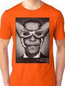 Barack Obama - Hype Means Nothing Unisex T-Shirt