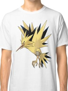 Zapdos Pokemon  Classic T-Shirt