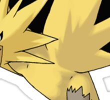 Zapdos Pokemon  Sticker