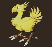 Chocobo Final Fantasy by francy94