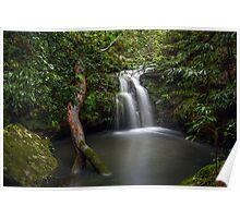 Sydney Waterfalls - Berowra Creek III Poster
