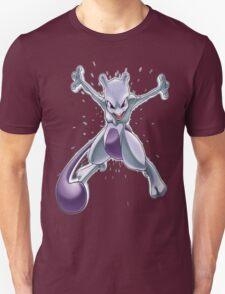 Mewtwo Pokemon T-Shirt