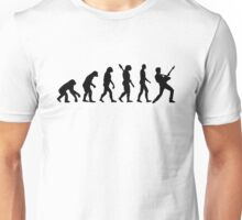 Evolution Rock musician star  Unisex T-Shirt