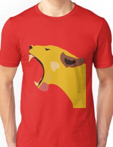 Lion From Ion Unisex T-Shirt