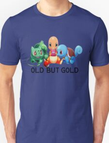 Old but gold, Pokemon  T-Shirt