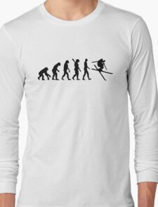 Evolution Ski Freestyle Long Sleeve T-Shirt