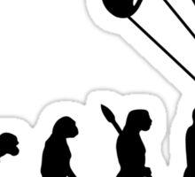 Evolution Skydiving Parachute jumping Sticker