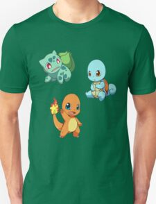 Pokemon chibi! T-Shirt
