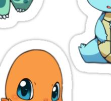 Pokemon chibi! Sticker