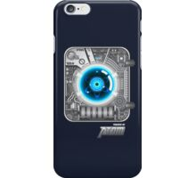 Powered by Atom iPhone Case/Skin