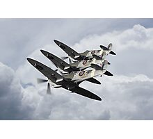 Formidable Spitfire Photographic Print