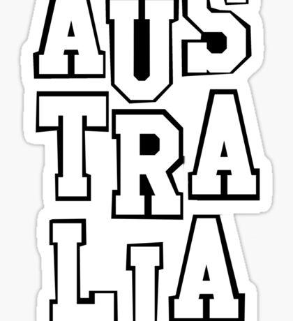 AUSS Sticker