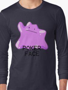 Ditto Pokemon!  Long Sleeve T-Shirt