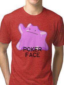 Ditto Pokemon!  Tri-blend T-Shirt