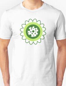 Retro Flowers Unisex T-Shirt