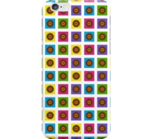 Heart Flower Pattern iPhone Case/Skin