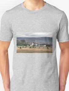 Old McDonalds Farm Unisex T-Shirt