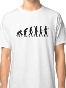 Evolution Cell Smartphone Classic T-Shirt