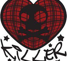 KILLER_QUEEN by auraclover