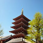 Asakusa Shrines by TinyHat