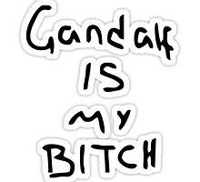 Gandalf is Ed's bitch by ItsLauraBtw