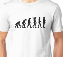 Soldier evolution  Unisex T-Shirt