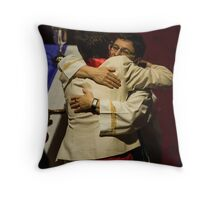 0563  Rev Dr Margaret Mayman's Induction Throw Pillow