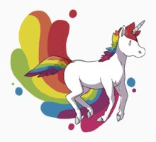 Rainbows by Clair C