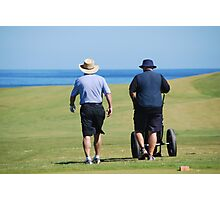 Cape Breton Golfers Photographic Print