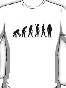 Evolution Vampire T-Shirt