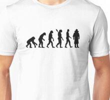 Evolution Vampire Unisex T-Shirt