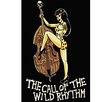 Call of the wild rhythm Photographic Print